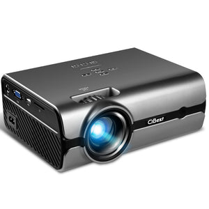 Cibest BL45 2018 LED Projector Support USB Flash Drives & SD Card Multimedia Projector