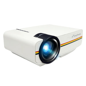 Elephas YG400 LED Mini Projector Video Home Theater Projector