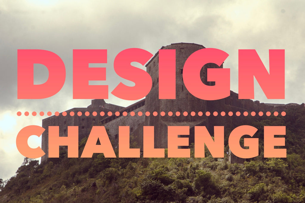 Haitian DESIGN CHALLENGE SUBMISSION LEGAL TERMS & CONDITIONS