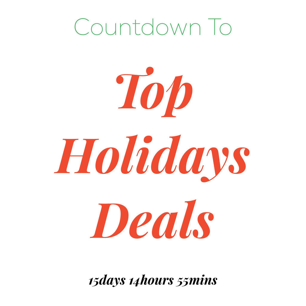 LewAyisyen Countdown to Top Holidays Deals