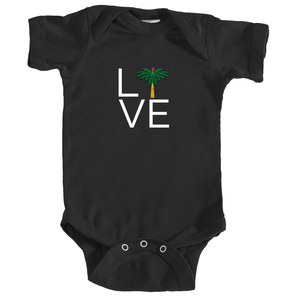 Infant Baby onesies - Haitian Clothing