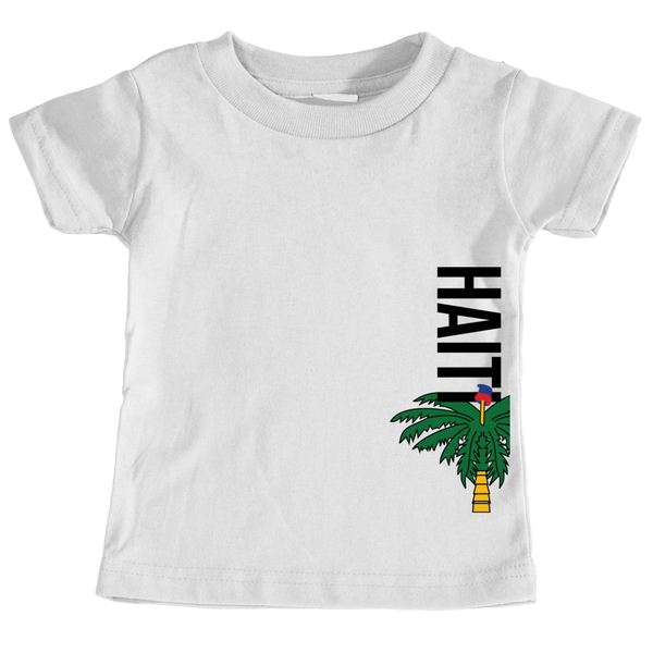 Short Sleeve White Top - Haiti - Haitian Clothing