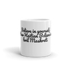 Mug Believe in yourself - Haitian Clothing
