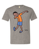 ToTo Dabbing Cotton T-shirt - Haitian Clothing