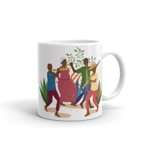 Mug (collection edition) - Haitian Clothing