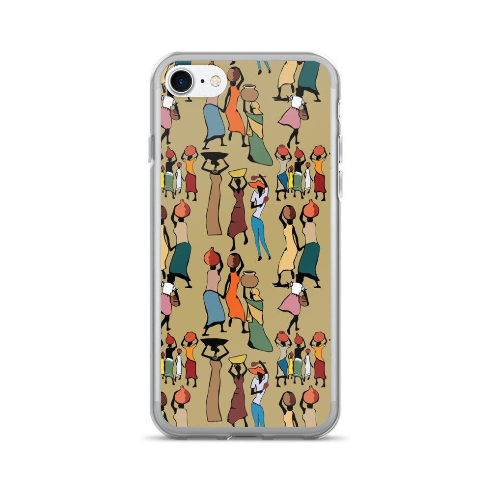 iPhone 7/7 Plus Case - Haitian Clothing