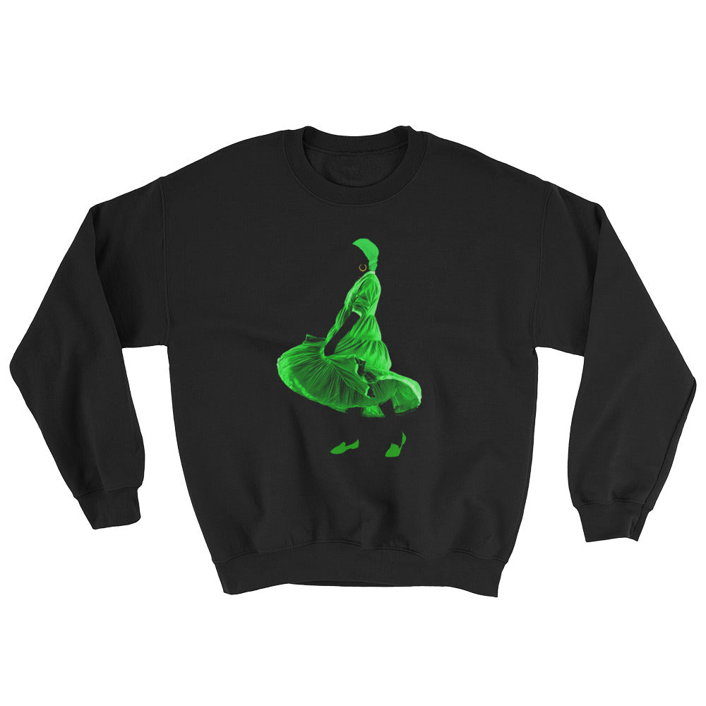 Sweatshirt Lady Haiti - Haitian Clothing
