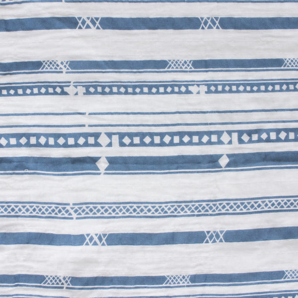 Plains Stripe Swaddle