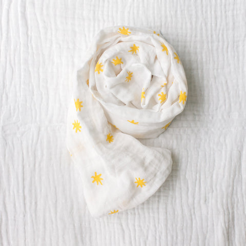 Starry Bubbles Scarf