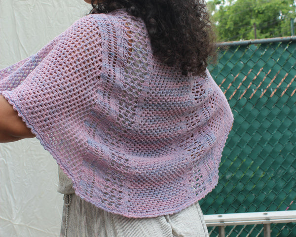 Lila Shawl Pattern
