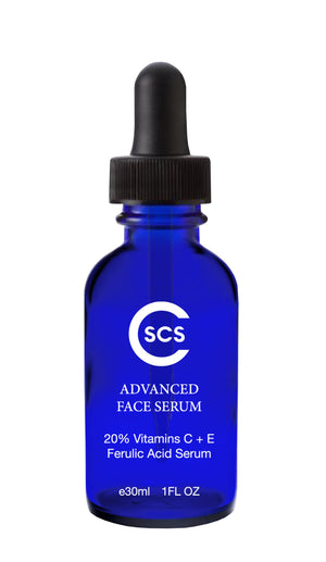 20% Ferulic Acid with Vitamin C + E