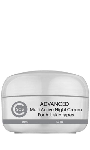 Multi Active Night Cream with Retinol and Vitamin E