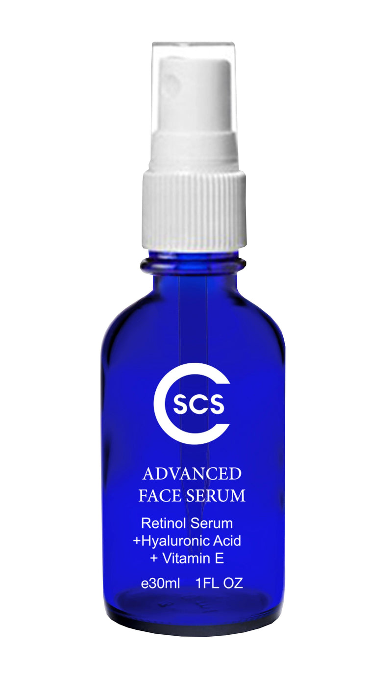 Retinol Serum with Hyaluronic Acid and Vitamin C