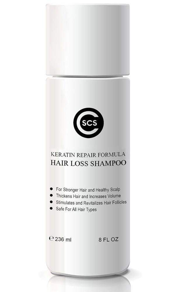 Hair Loss Shampoo - Keratin Repair Formula