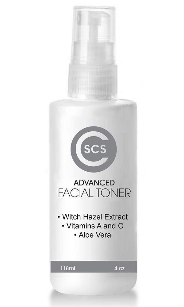 Advanced Facial Toner with Witch Hazel Extract