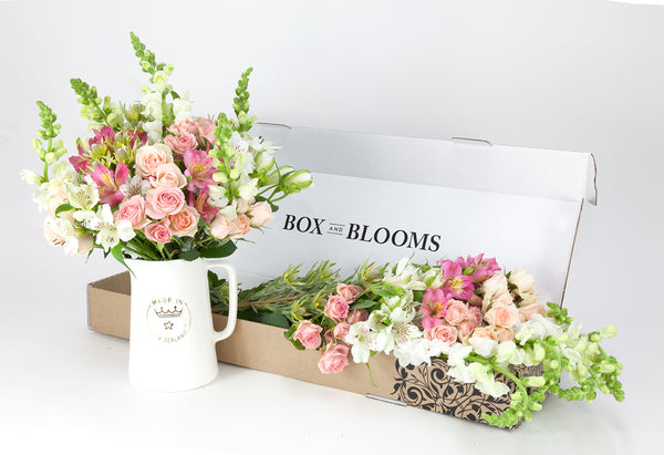Mixed Blooms (Classic or Bright)