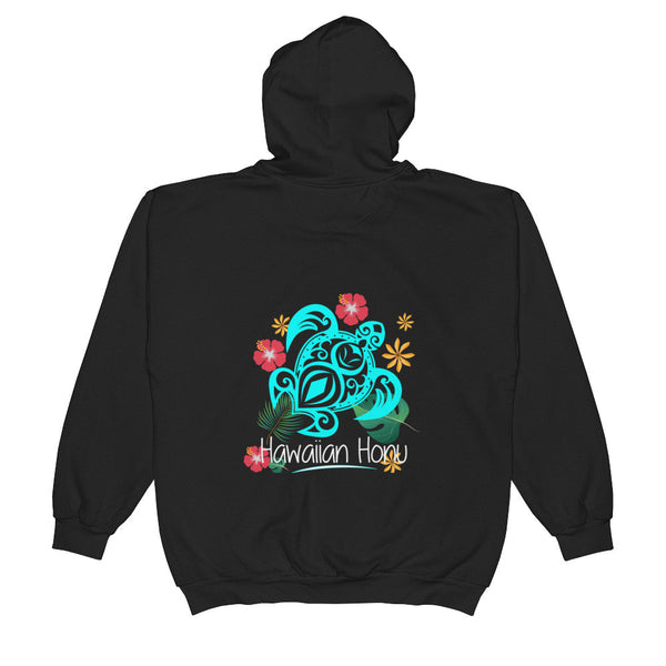 Zip Hoodie See Ya In Maui Hawaiian Honu - See Ya In Maui