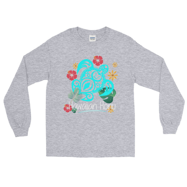 See ya in Maui Honu Long Sleeve T-Shirt