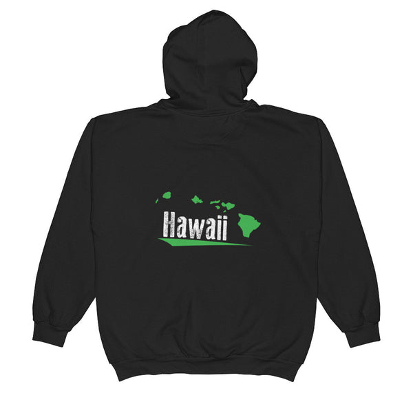 Zip Hoodie See Ya In Maui Hawaiian Islands - See Ya In Maui