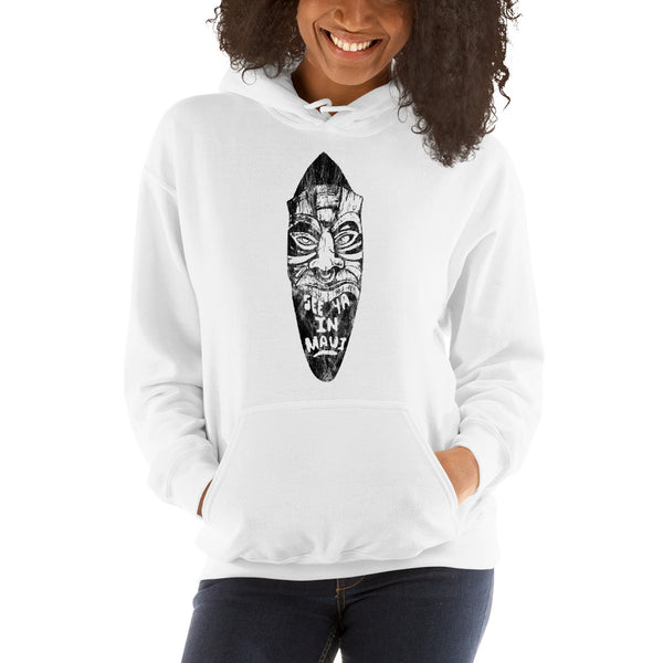 See ya in Maui Tiki Hooded Sweatshirt