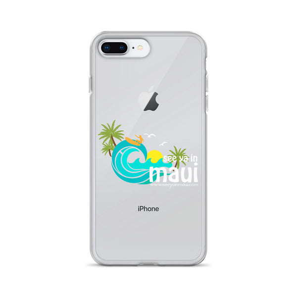 See ya in Maui Island Paradise iPhone Case