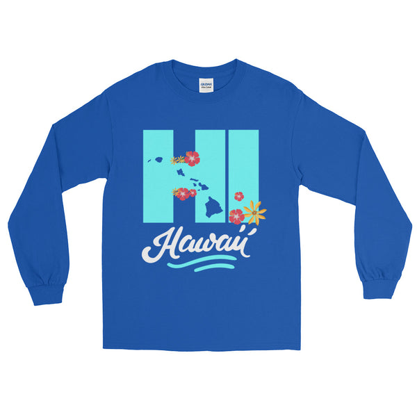 "See ya in Maui ""HI"" Long Sleeve T-Shirt"