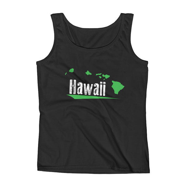 Ladies' See ya in Maui Hawaiian Islands Tank