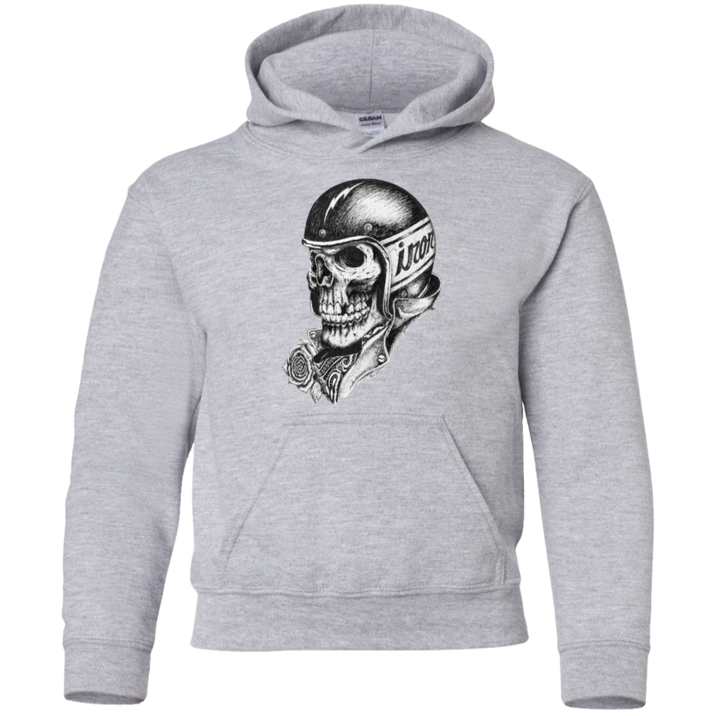 IRONMAN Youth Pullover Hoodie