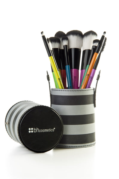 BH Cosmetics 10pc Pop Art Brush Set