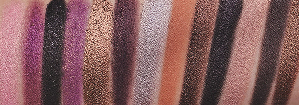 Morphe 35W Colour Warm Palette