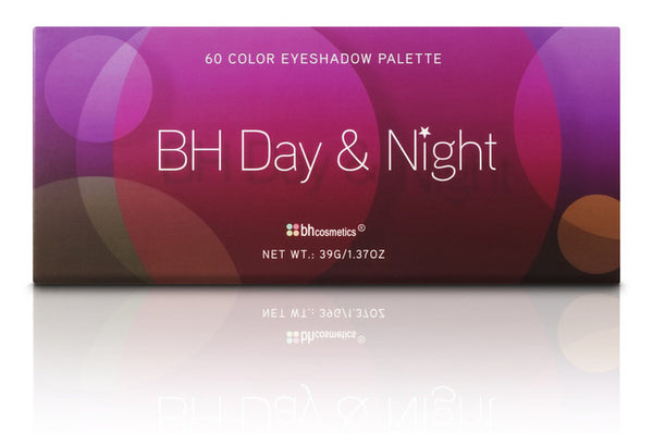 BH Cosmetics 60 Color BH Day & Night Palette