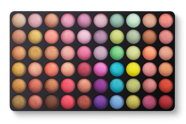 BH Cosmetics 120 Colour Eyeshadow Palette 3rd Edition