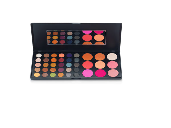 BH Cosmetics 39 Colour Special Occasion Eyeshadow & Blush Palette