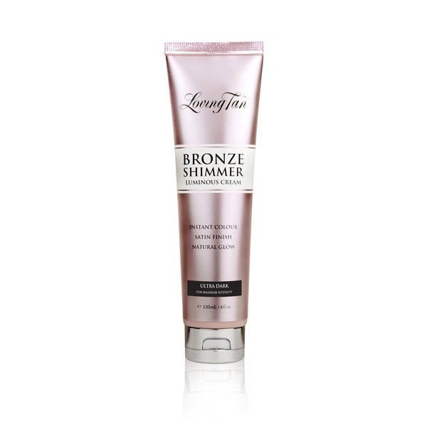 Loving Tan - Bronze Shimmer Luminous Cream Ultra Dark