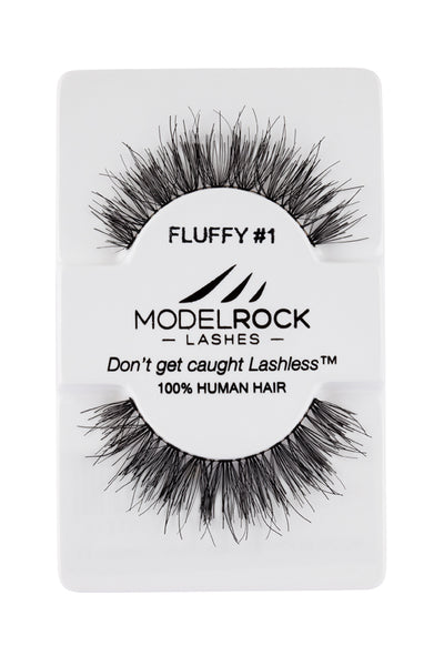 MODELROCK LASHES Kit Ready - Fluffy Collection #1