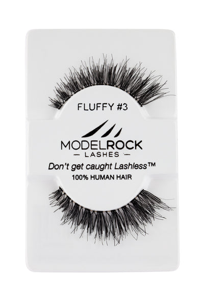 MODELROCK LASHES Kit Ready Fluffy Collection #3
