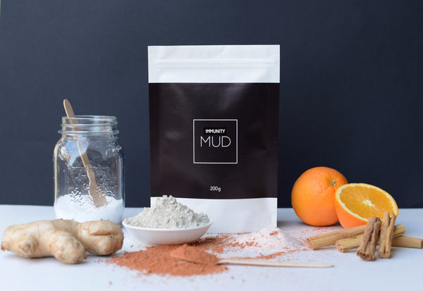 MUD: IMMUNITY MUD - Wellness Bath & Body Mask