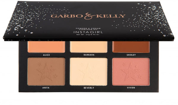 Kelly & Garbo Instagirl Powder & Cream Contour Kit