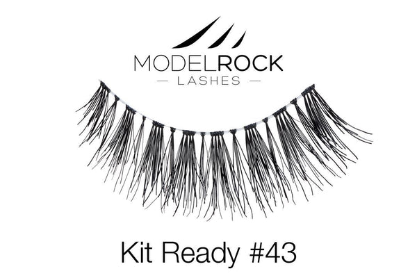MODELROCK LASHES Kit Ready #43