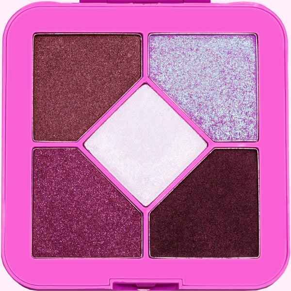 LIME CRIME - SUGAR PLUM POCKET CANDY EYESHADOW PALETTE