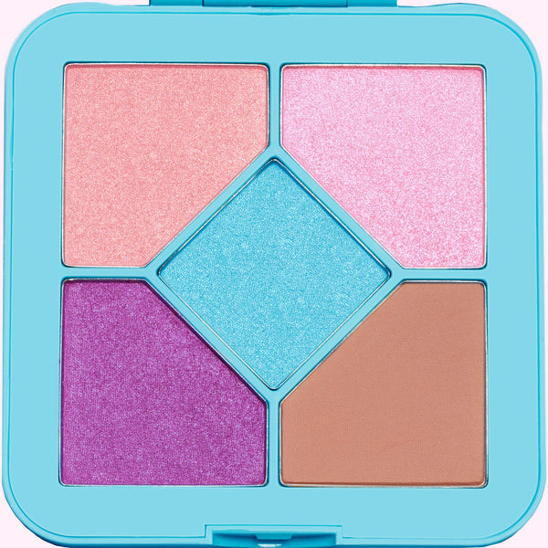 LIME CRIME - BUBBLEGUM POCKET CANDY EYESHADOW PALETTE