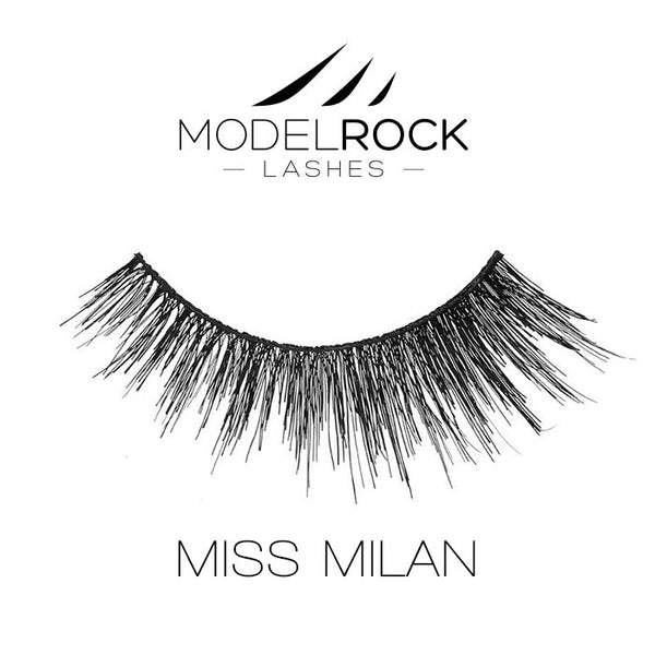 MODELROCK LASHES Miss Milan - Double Layered Lashes