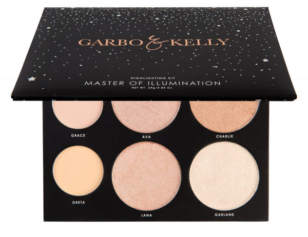 Garbo & Kelly Master of Illumination Highlighting Kit