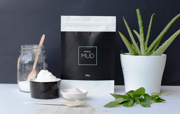 MUD: MUSCLE MUD - RECOVERY BATH & BODY MASK