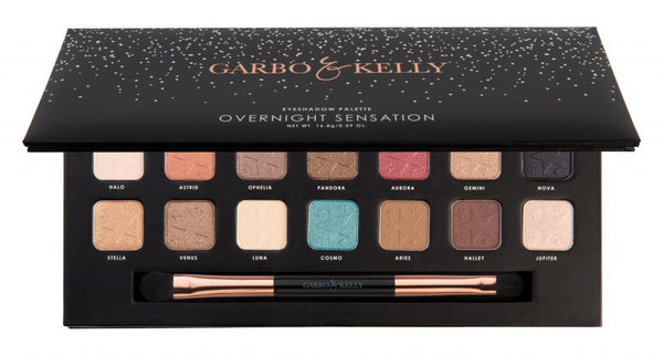 Kelly & Garbo Overnight Sensation Palette