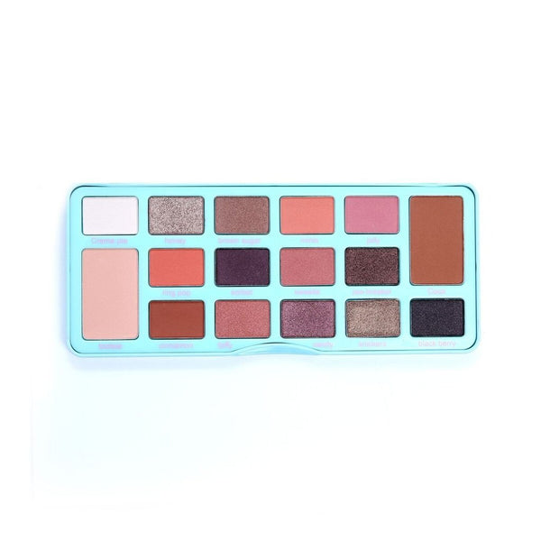 THE SWEET COLLECTION - SUGAR SWEETS EYESHADOW PALETTE