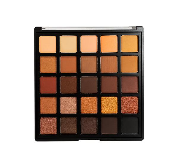 Morphe 25A - Copper Spice Eyeshadow Palette