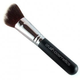 Crush Cosmetics Artificial Synthetic Fibre Oblique Cut Brush 5