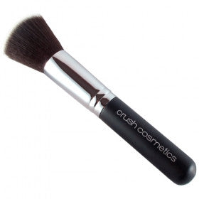 Crush Cosmetics Advanced Synthetic Fibre Flat Top Brush 2