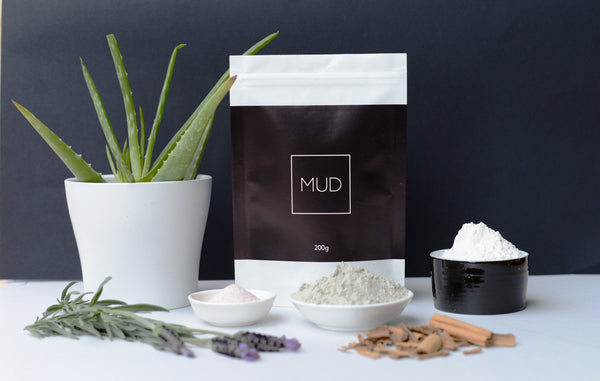MUD ORIGINAL - Detox Bath & Body Mask